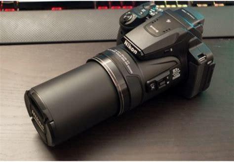 Kamera Nikon Bulan detail bulan terlihat jelas dengan kamera zoom 83x