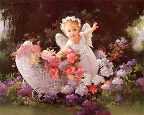 baby painting free get cheap pictures beautiful baby aliexpress