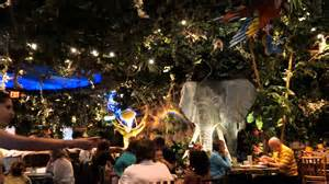 Rainforest Cafe Rainforest Cafe Downtown Disney Walt Disney World Resort
