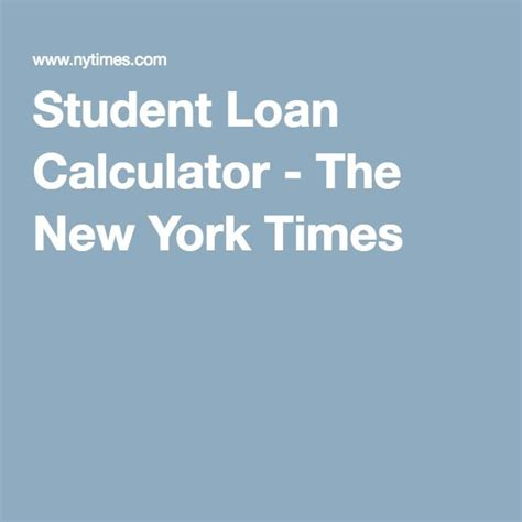 the washington post u s school debt calculator you are taking a