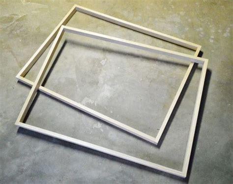 Simple Handmade Photo Frames - my most favoritest