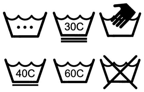 Laundry Bag Informa simbolurile de ingrijire a articolelor de imbracaminte