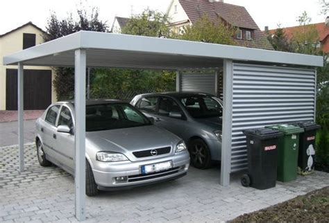 fertigcarport metall solarcarports steel carport alu carport carport gallery