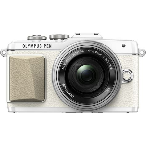Olympus Pen Lite E Pl7 Black 14 42mm Ez Olympus Fisheye 9mm F8 0 olympus pen lite e pl7 14 42mm ez kit white silver