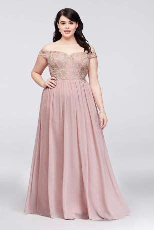 shoulder lace corset  size gown davids bridal