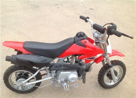 50cc Honda Dirt Bike by Kymoto Youth 50cc Dirt Bike Electric Start Fully