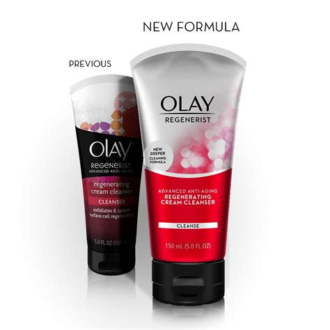 Of Olay Cleanser olay regenerist regenerating cleanser