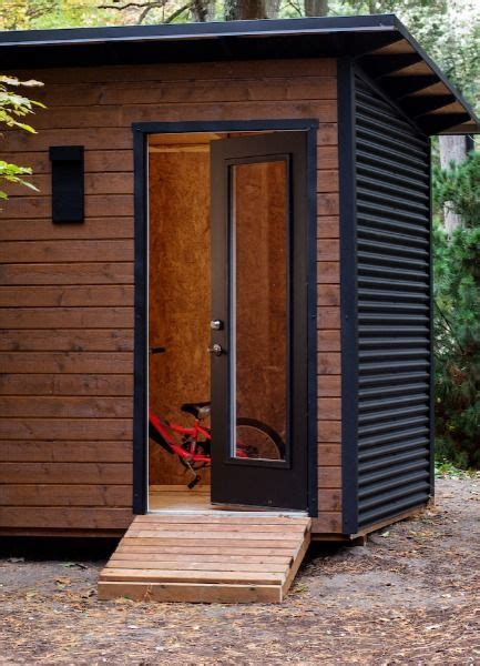 muskoka mahogany cottage garden shed cottage garden