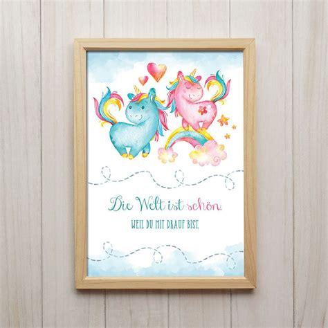 spruche kinderzimmer bild details zu bild die welt ist sch 246 n kunstdruck din a4