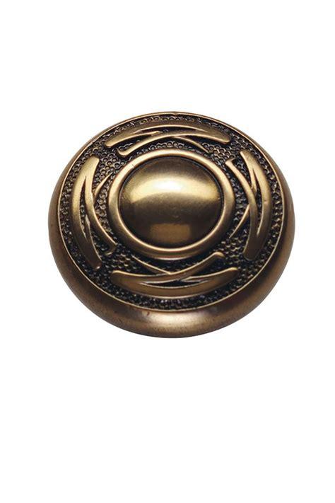 Kitchen Craft Hardware Golden Age Cabinet Knob In Antique Bronze Kitchen Craft