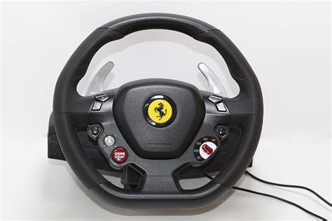 volante 458 italia thrustmaster 458 italia