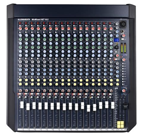 Mixer Yamaha F4 allen and heath mixwizard wz4 16 2 mixer 16 channel zzounds