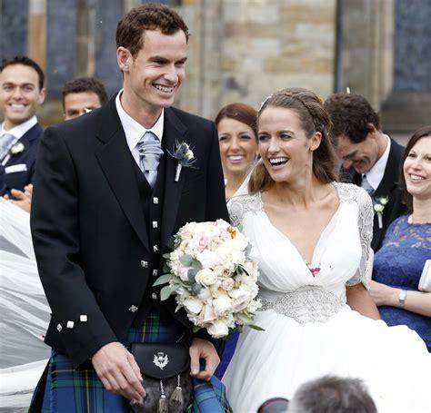 andy murray wedding kim sears weds andy murray fashionmommy s blog