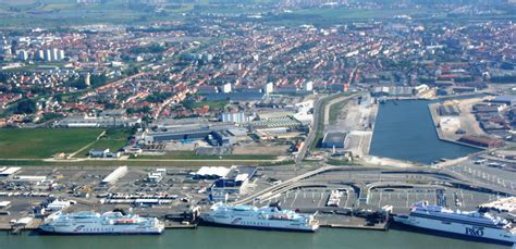 ports of calais dunkerque le havre nantes