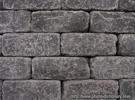Brick Wall Photo Picture Definition At Photo Dictionary Brick Wall Meaning