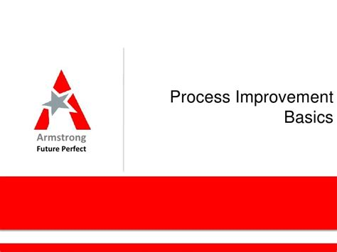 process improvement basics astpl 2012