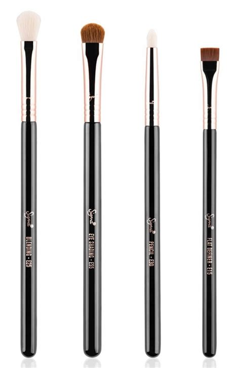 13 Best Make Up Brushes by Sigma On The Go Brush Set 13 Best Eye Shadow