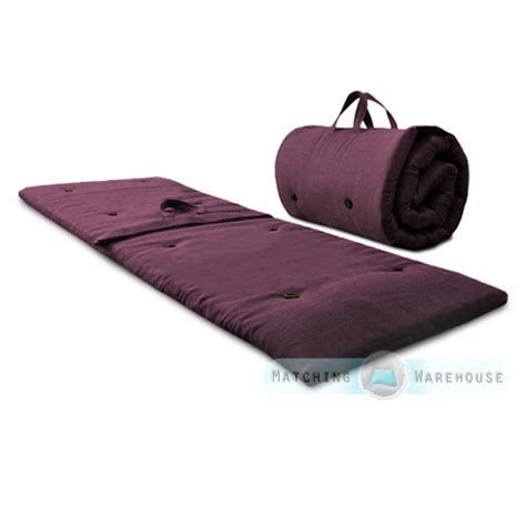 futon bed roll roly poly guest sleep over mattress roll up futon z bed