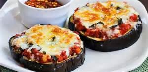 recette aubergines au fromage et sauce tomate