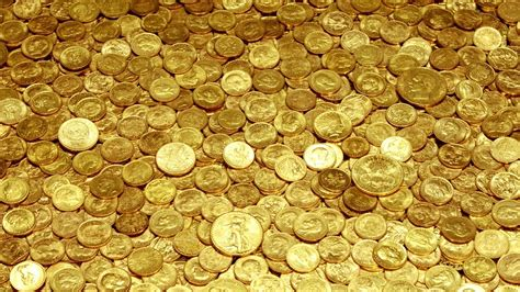 wallpaper of gold coins gold coins wallpaper 31825