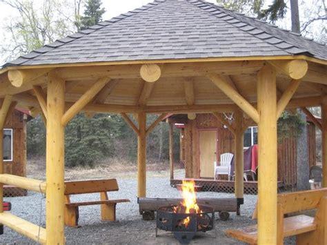gazebo pit plans for pergolas free gazebo plans with firepit