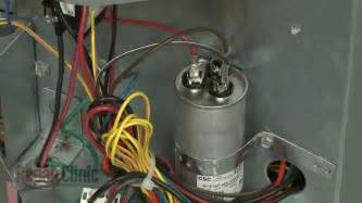 york central air conditioner won t run s1 02423998700