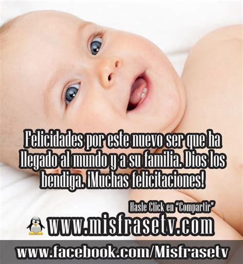 el beb es un felicidades frases de nacimiento