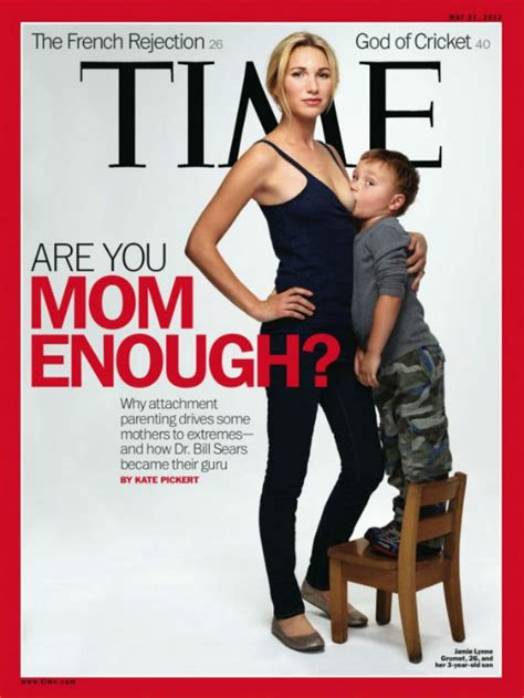 who is the woman off the game of war advert controversy re time s are you mom enough cover