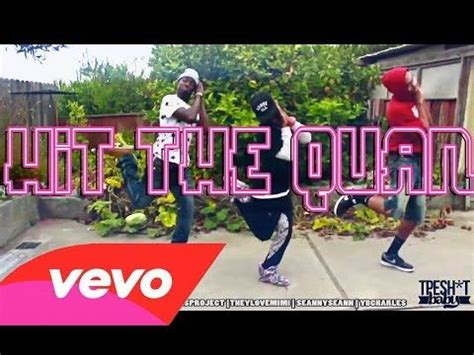 tutorial quan dance iheart memphis quot hit the quan quot official music dance