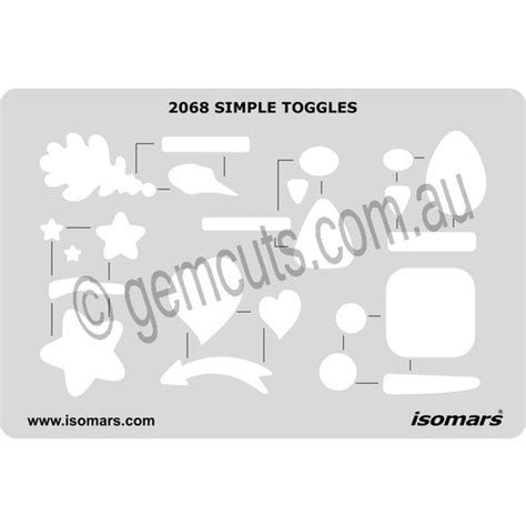 metal clay templates metal clay design template simple shapes