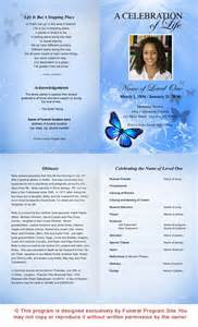 publisher program templates pin by emmanuel ejam on memorial legacy program