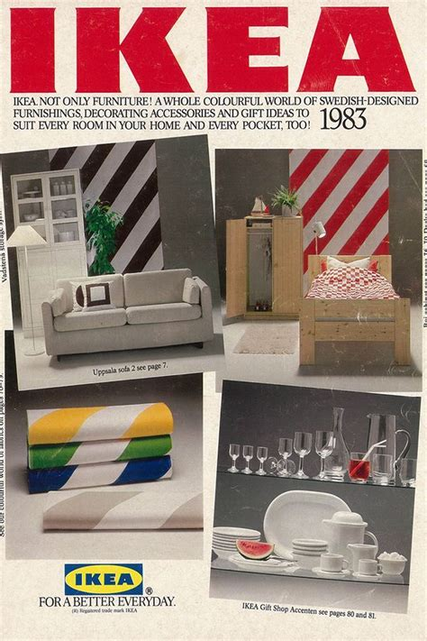 ikea catalog cover 1985 17 best images about ikea catalogue covers on pinterest