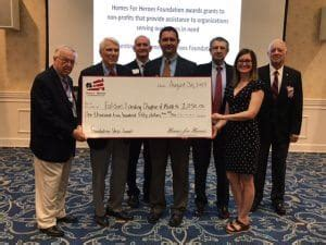 homes for heroes foundation provides grant to moaa mfi