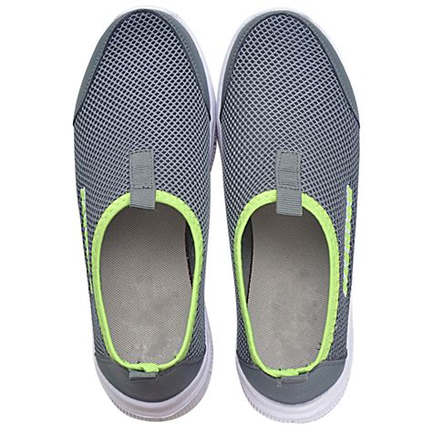 Murah Mainan Anjing Gigit Sepatu Shoes sepatu slip on kasual pria size 42 gray jakartanotebook
