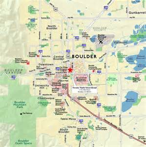 map of boulder colorado and surrounding area why custom maps paw technologies