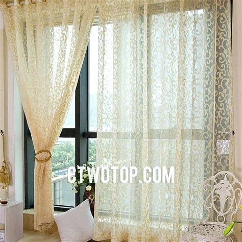 yellow patterned drapes patterned sheer curtains teawing co