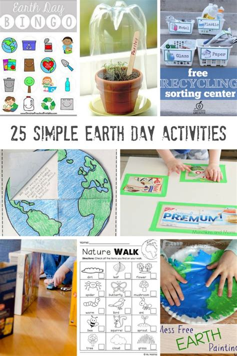 Simple Sweet Earth Conscious by 1000 Ideas About Earth Day Projects On Earth