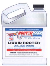 Rooter Rooter Products