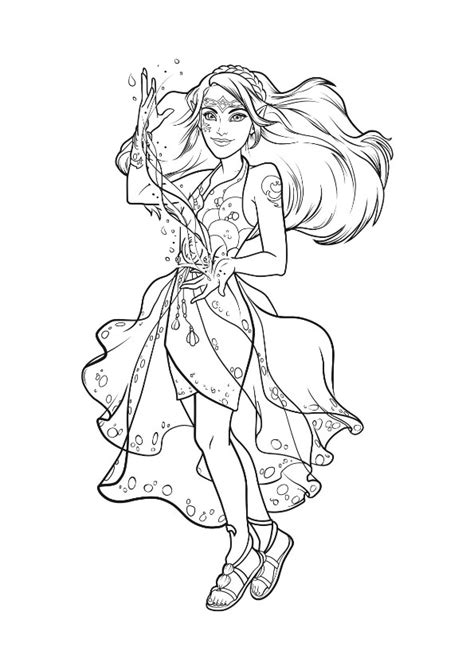 Kids N Fun Com 9 Coloring Pages Of Lego Elves Elves Coloring Pages