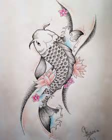 best 25 carpe koi tattoo ideas on pinterest tatouages
