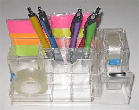 clear acrylic desk organizer clear acrylic desk organizer buy clear acrylic desk