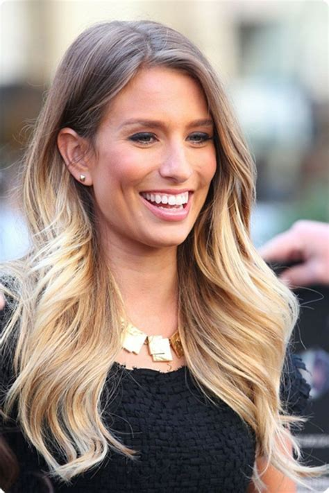 Haar Style 2016 by Balayage Blond Ou Caramel Pour Vos Cheveux Ch 226 Tains