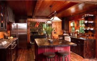 Modern Kitchen Island Ideas 10 rustic kitchen designs that embody country life