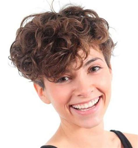 hair round face frizzy hair best curly short hairstyles for round faces short