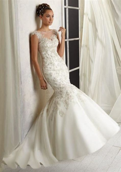 Wedding Dresses Size 18 by 2014 New White Ivory Mermaid Wedding Dress Bridal Gown