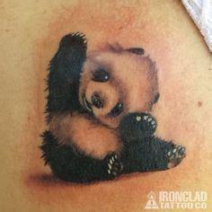 tattoo panda baby 1000 ideas about panda tattoos on pinterest tattoos