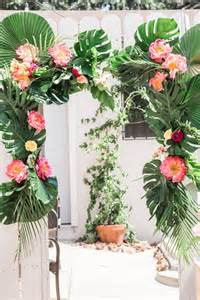 Tropical Theme Decor - kara s party ideas tropical birthday party kara s party ideas