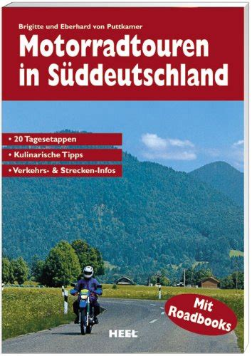 Motorradfahren Pdf by Motorradtouren In S 252 Ddeutschland Pdf Download Brigitte