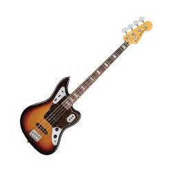 Fender Jaguar Bass Guitar Vivace Fender Deluxe Jaguar Bass Guitar