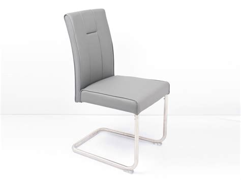 chaise grise salle a manger chaise design grise